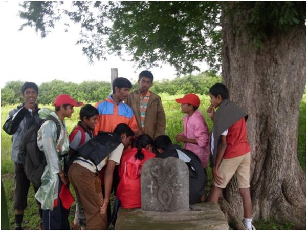 Samveda Treasure Hunt